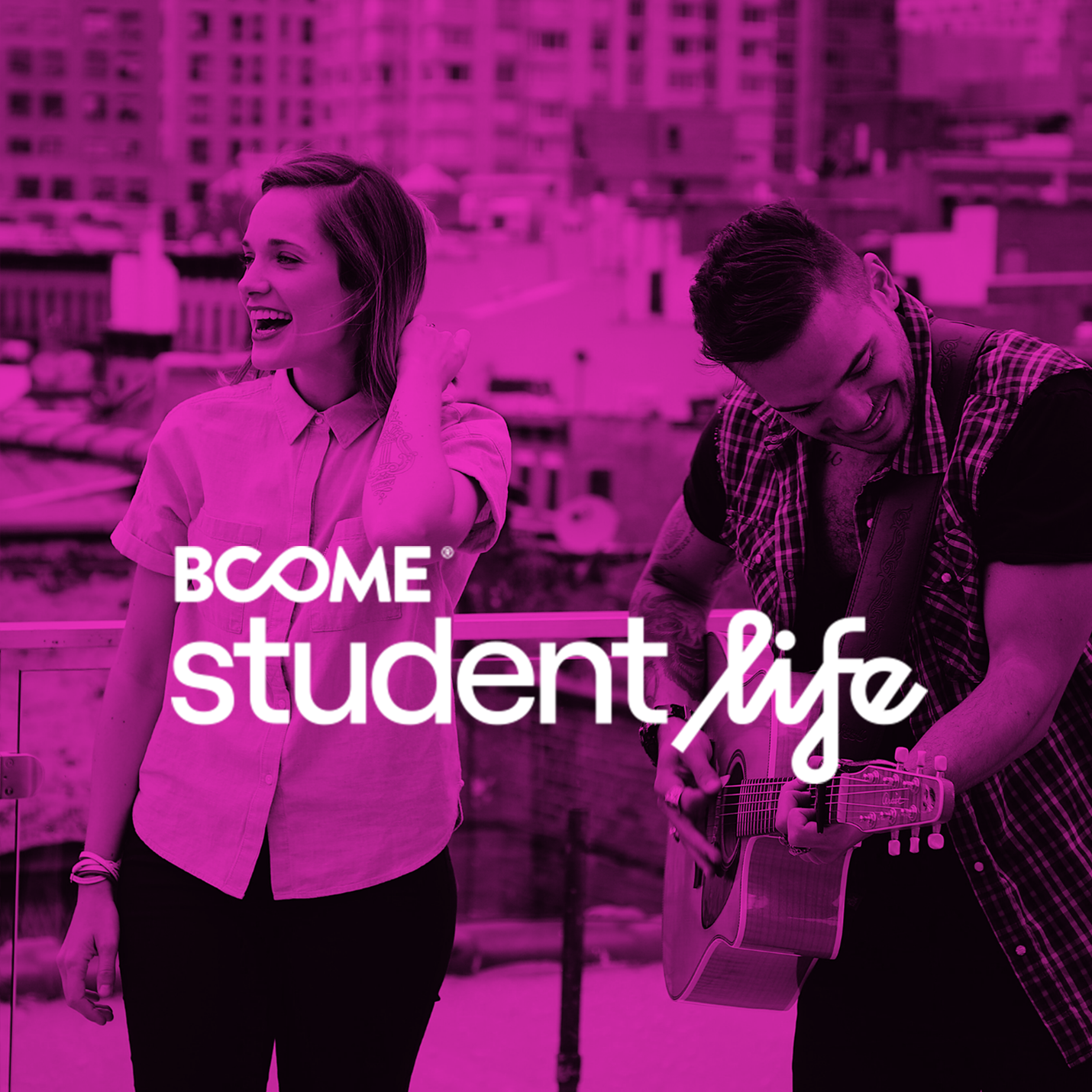 Student Life, the BCOME activitiy program that you don't want to miss